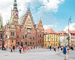 2 Nights in Wroclaw