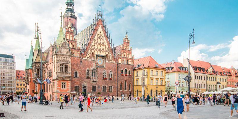 3 days in Wroclaw