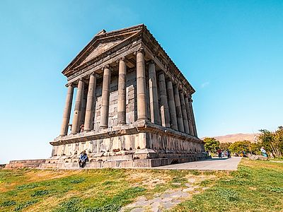 Garni Temple, Geghard Monastery and Master Levon's Cave Private Day Trip