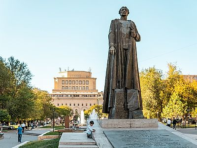 Yerevan Old Town Private Walking Tour