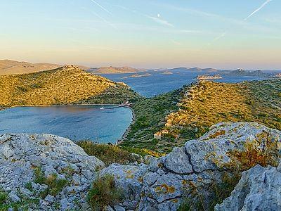 Kornati Islands Private Speedboat Tour
