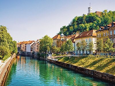 Ljubljana and Bled Private Day Trip