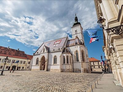 Zagreb City Private Tour with Traditional Strukli Tasting