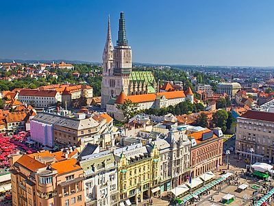 Zagreb Private Walking Tour