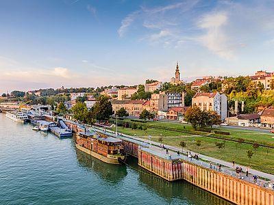 Belgrade by Private Transfer