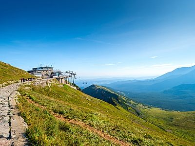 Kuznice And Kasprowy Private Walking and Cable Car Tour