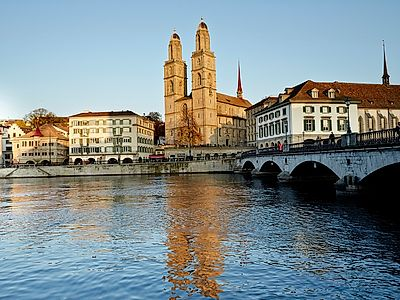 Zurich Private Walking Tour