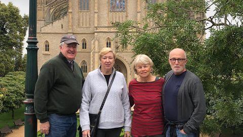 Review by Ann, Deborah, Bryan & James