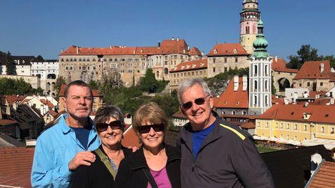 Review by Susan, Earl, John & Judy
