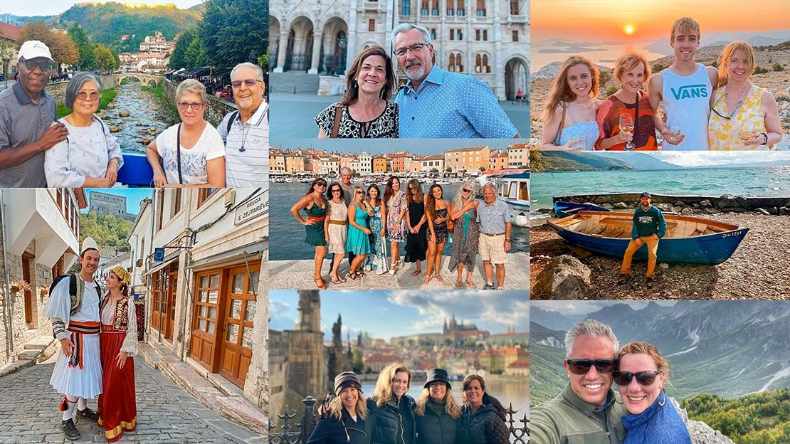 Make Memories Forever on Your European Vacation